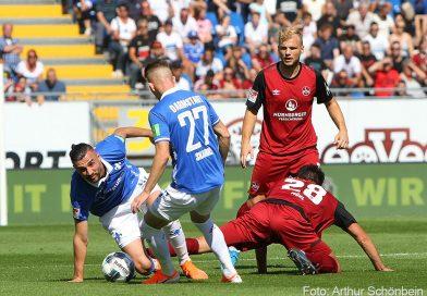 SV Darmstadt 98 gegen 1. FC Nürnberg